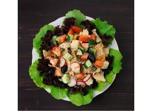 Салат «Овощной Кавказский»